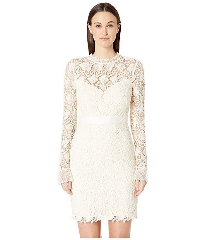 bcb96ce795de ML Monique Lhuillier White Dresses - ShopStyle