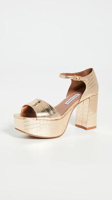 Tabitha Simmons Patton Platform Sandals