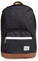 Herschel 'Pop Quiz - Mid Volume' Backpack - Black