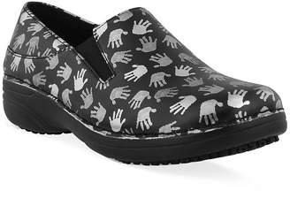 Spring Step Professionals Womens Professional Ferrara-Hand Slip-On Shoe Round Toe