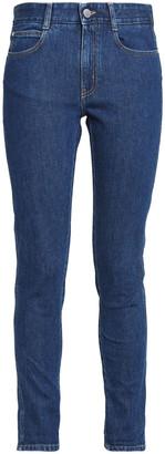 Stella McCartney Mid-rise Slim-leg Jeans