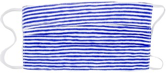 Poppy + Sage Reusable Face Mask - Nantucket Navy Stripe