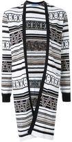 GUILD PRIME open front cardigan - women - Cotton/Linen/Flax - 36