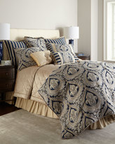 Horchow Austin Horn Classics King Concord Comforter