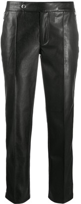 Ermanno Scervino Slim-Fit Biker Trousers