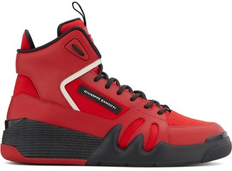 Giuseppe Zanotti Talon high-top sneakers