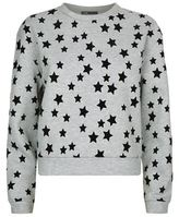 Maje Star Sweatshirt