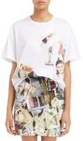 Christopher Kane Women's Boyfriend Transfer Tee