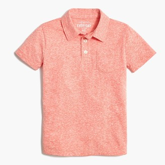 J.Crew Boys' polo shirt in the supersoft jersey