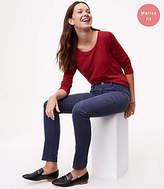 LOFT Petite Modern Skinny Corduroy Pants