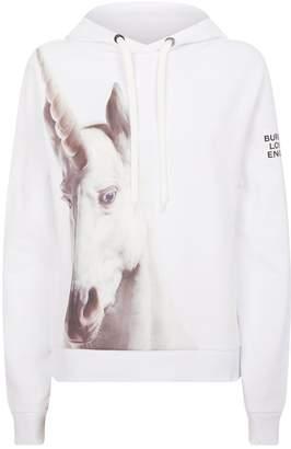 Burberry Kingdom Unicorn Hoodie