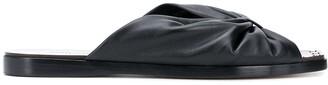 Jimmy Choo Jupiter flat sandals