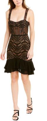 Jonathan Simkhai Bustier Sheath Dress