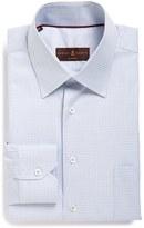 Robert Talbott Men's Classic Fit Check Dress Shirt