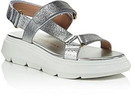 Stuart Weitzman Women's Zoelie Platform Sandals