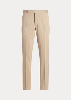 Ralph Lauren Gregory Wool Covert Trouser
