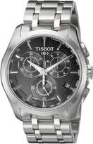 Tissot Men's T0356171105100 Quartz Stainless Steel Link Bracelet Watch