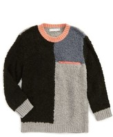 Stella McCartney Girl's Maya Colorblock Sweater
