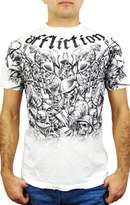 Affliction Siege Short Sleeve T-Shirt L