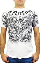 Affliction Siege Short Sleeve T-Shirt XXXL