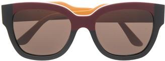 Marni Wayfarer-Frame Sunglasses