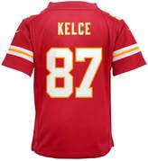 Nike Travis Kelce Kansas City Chiefs Game Jersey, Toddler Boys