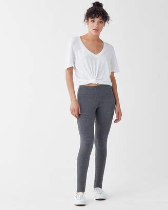 Splendid Charcoal French Terry Legging