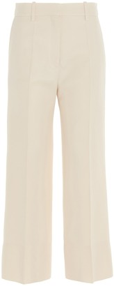 Valentino Wide Leg Cropped Pants