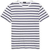 Polo Ralph Lauren Striped Slub Cotton-Jersey T-Shirt
