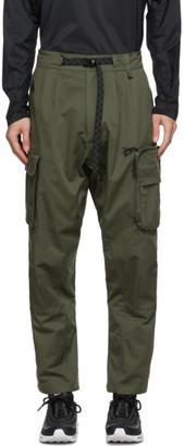 Nike ACG Khaki Woven Cargo Pants