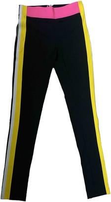 NO KA 'OI No Ka Oi Black Trousers for Women