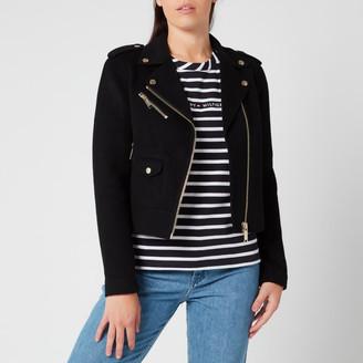 MICHAEL Michael Kors Women's Double Face Moto Jacket