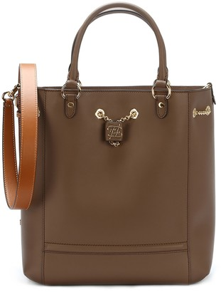 Fendi FF Plaque Bucket Bag