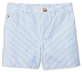 Ralph Lauren Infant Boys' Oxford Stripe Shorts - Sizes 6-24 Months