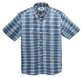 Jacamo Fletcher Short Sleeve Check Shirt Regular