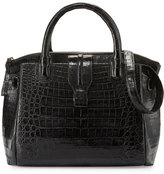 Nancy Gonzalez Cristina Medium Crocodile Tote Bag