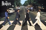 Poster Revolution The Beatles (Abbey Road) Music Poster Print - 24x36