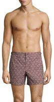 Burberry Grimsby-Print Swim Shorts