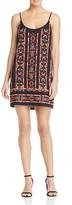 French Connection Bakari Embellished Slip Dress