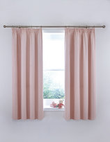 Marks and Spencer Ticking Stripe Blackout Curtains