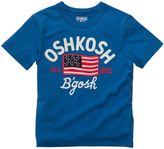 Osh Kosh patriotic tee - toddler