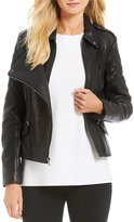 Antonio Melani Luxury Collection Astrid Genuine Leather Jacket