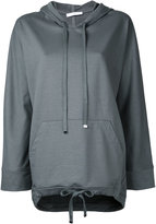 ASTRAET drawstring hoodie - women - Cotton - One Size