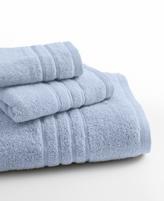 """Lenox Bath Towels, Platinum Solid 18"""" x 30"""" Hand Towel"""