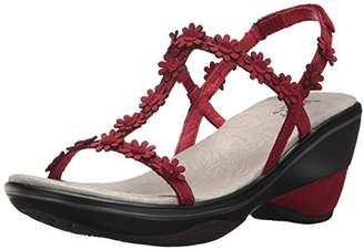 Jambu Women's Cybill Wedge Sandal
