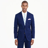 J.Crew Ludlow suit jacket with double vent in Italian chino