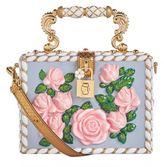 Dolce & Gabbana Castle Padlock Top Handle Bag