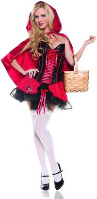 Mystery House Costumes Riding Hood
