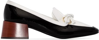 Loewe Patent 50mm Loafers