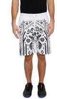 Marcelo Burlon County of Milan Rico Bermuda Shorts